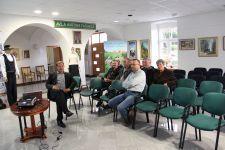 Strokovno predavanje Andreja Reberniška: Posebnosti pri negi mladega vina