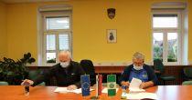 Podpis pogodbe za letno in zimsko vzdžrevanje občinskih cest