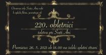 220. obletnica šolstva pri Sveti Ani