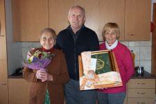 85 let - BRATUŠA GENOVEFA