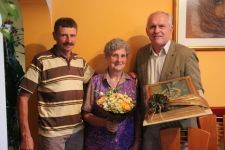 85 let – MARIJA ROŠKARIČ