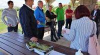 Delavnica s prikazom zelenih del v vinogradu v okviru operacije: Vino, prijazno do okolja